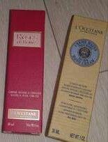 L'OCCITANEハンドクリーム2本セット シア&ローズ