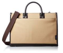 ビジネスバッグ A4サイズ ベージュ