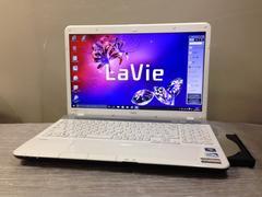 NEC 白Lavie! 第二世代Core i3 /Win10