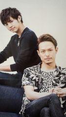 三代目J Soul Brothers 今市隆二 片寄涼太  ラミネカード
