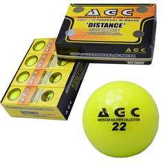 レザインAGC高弾性高反発2ピースゴルフボール