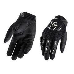 バイクグローブ ブラック Lサイズ