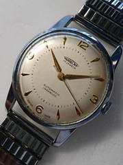 腕時計 オレオール スイス製品 自動巻き 昔タイプ 非防水