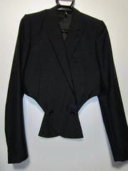 ディオールオム06変形ピークドジャケットスーツ