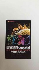 ★UVERworld 「DOCUMENTARY THE SONGS 」ムビチケ★