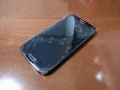 即落/即発!!新品未使用 SC-03E Galaxy S3 α ブラック