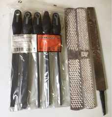 鉄工ヤスリ DIY ボードやすり 削り機 痙攣棒 セット