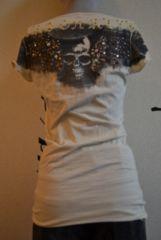 LGBルグランブルー DEADorALIVE装飾Tシャツ
