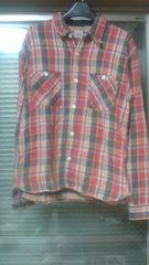 フラットヘッド GLORY PARK ネルシャツ