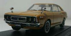 EBBRO/'72Nissan日産 Laurelローレル SGX 1/43 ブタケツ3000台限
