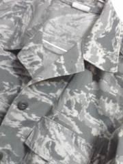 米空軍 レディース迷彩服 12L