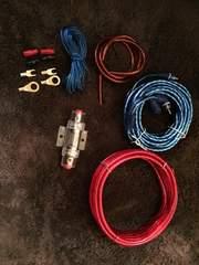 BOSS ハーネスセット 電源ケーブル アンプ ウーハー