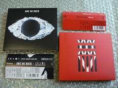 ONE OK ROCK【人生×僕=/35xxxv】初回限定盤(CD+DVD)2枚セット