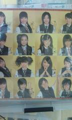 AKB48 Tシャツ(チームK) LP 台紙付き白・M