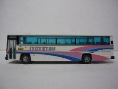ザ・バスコレクション第17弾 日野ブルーリボン 伊予鉄道バス