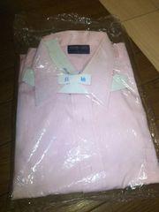 ★長袖 Yシャツ ワイシャツ ピンク系 サイズL★