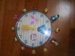★かわいい 壁掛け時計 飾り人形★