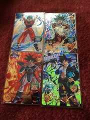 スーパードラゴンボールヒーローズ第7弾・UR孫悟空・CP3枚セット