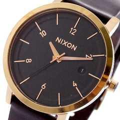 ニクソン 腕時計 メンズ レディース A9841098 クォーツ