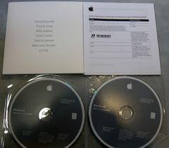 MACBOOK OS 10.6.1 インストールディスク+AHT3A183