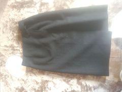 巻きスカート 新品黒