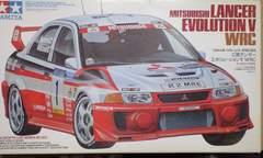1/24 タミヤ 三菱ランサー エボリューション�X WRC