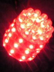 リモコンジョグZRやアプリオ等に45@LED@テール球赤S25JOG-ZRエボリューション
