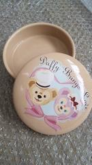 ディズニーTDS バレンタイン スイートスウィート2013 スーベニア 耐熱皿 キャセロール ダッフィー