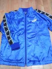 プーマPUMA青ジャンパー140サイズ