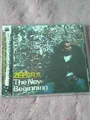 ZEEBRA The New BeginngHip Hop ジブラ
