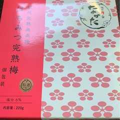 中田食品紀州南高梅はちみつ完熟梅