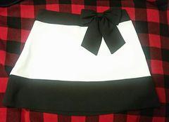 CECIL McBEE☆バイカラースカート☆未使用♪