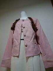 ★新品タグ21号★Private label★ツーピーススーツ