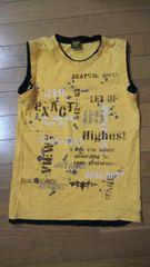 140�p黄色トップス��1256