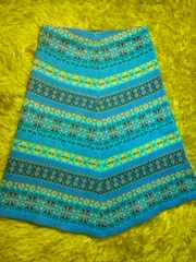 ●hanna● ニットスカート 110 美品