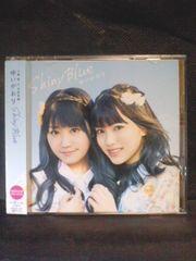 DVD付CDマキシ「Shiny Blue」ゆいかおり/小倉唯&石原夏織 7th