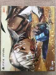 Fate/EXTELLA VELBER BOX 新品同様 特典類未開封 PS4 vita