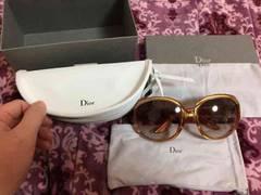Dior グロッシー サングラス