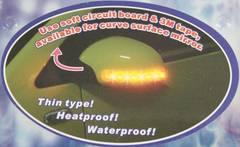 ダイハツ コペン 取付例あり 廉価版LEDドアミラーウィンカー