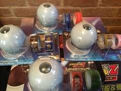 ドラゴンボール 一番くじ 宇宙船型サイヤ人テープ 全4種 コンプ