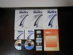 ★CAD MCADAM Helix Server+RPD+FONTS V5R2