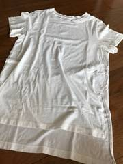 LOWRYSFARM★サイドスリットTシャツ