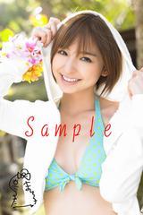 【送料無料】 篠田麻里子 写真5枚セット<サイン入> 16