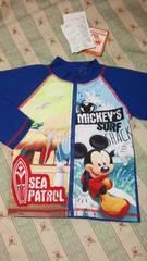 新品ディズニーミッキーマウスラッシュガード定価\3132水着 上着