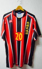asicsサッカーシャツクリックポスト164円配送可能
