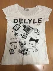 DELYLE.Tシャツ