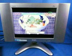 動作品 AQUOS 液晶テレビ テレビ 15インチ 15型 シャープ SHARP
