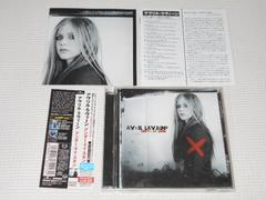 CD★AVRIL LAVIGNE UNDER MY SKIN 帯付