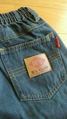 B ' s CLUB  男児  デニムパンツ 130  used