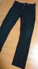 H&M パンツ ブラック M